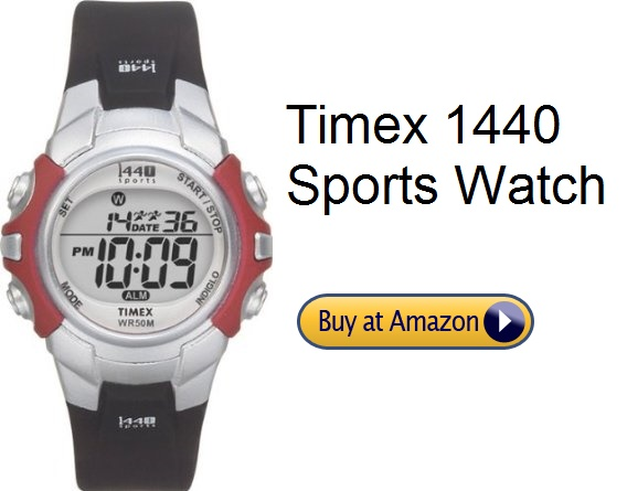 Is the Timex 1440 Sports Watch a Quality One?