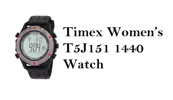 Is the Timex Women's T5J151 1440 Watch a Good Choice?
