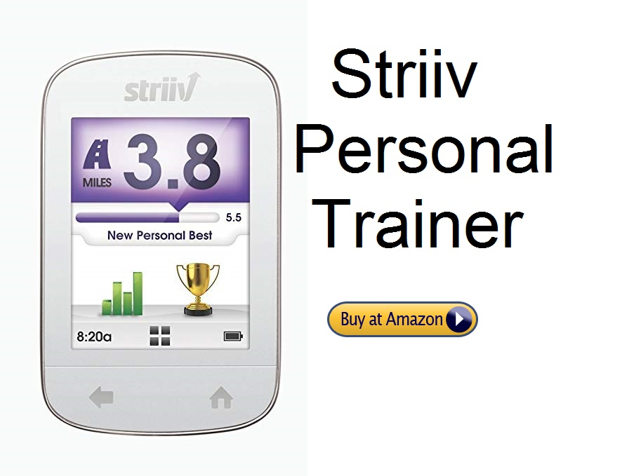 Striiv Personal Trainer in Your Pocket