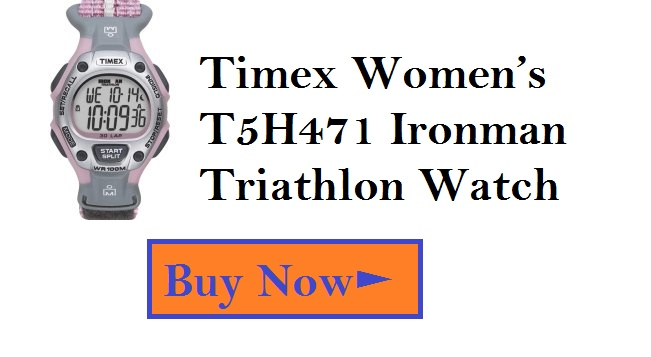 Why Is the Timex Women's T5H471 Ironman Triathlon Watch So Popular?